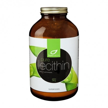 Supernature Pure Lecithin, Pulver