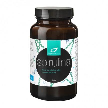 Supernature Spirulina, Pulver