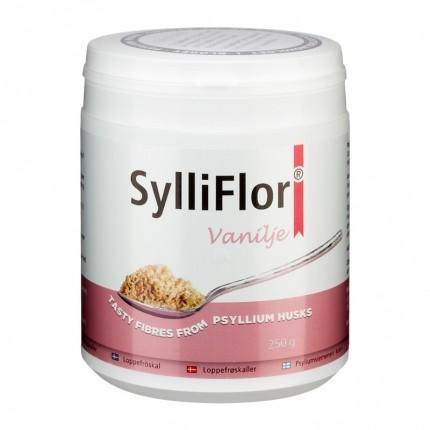 SylliFlor Vanilje, Loppefrøskaller