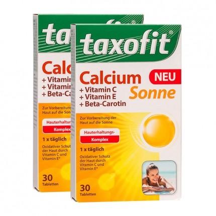 Taxofit Calcium Sonne