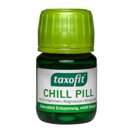Taxofit Chill Pill (40 Tabletten)