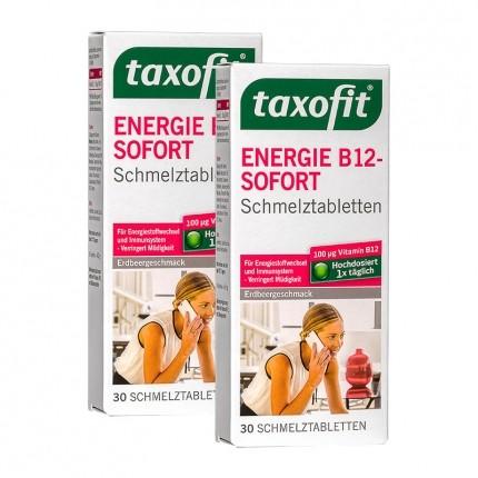 Taxofit Energie B12-SOFORT (2 x 30 Tabletten)