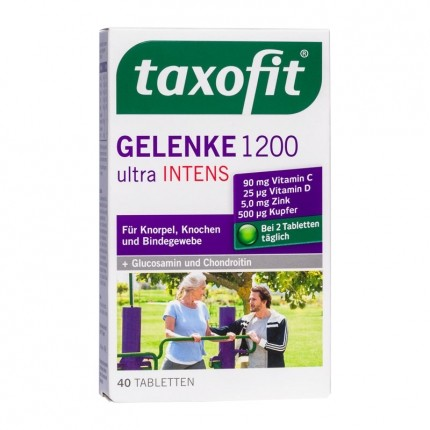 Taxofit Gelenke 1200 ultra Intens (40 Tabletten)