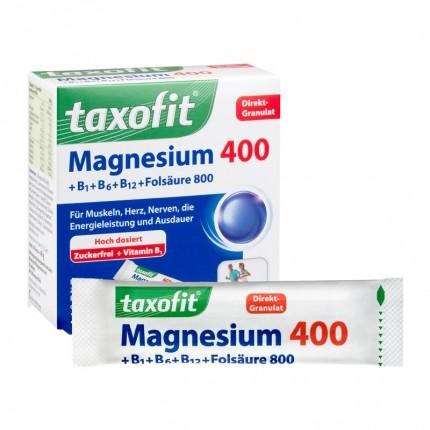 Taxofit Magnesium 400 (20 Beutel)