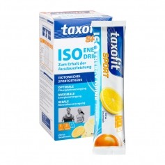 Taxofit Sport Iso Energy Drink Zitrus, Pulver