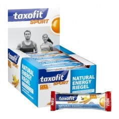 Taxofit Sport Natural Energy Vanille, Riegel