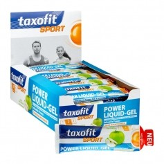 Taxofit Sport Power Liquid Apfel, Gel