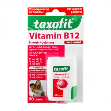 Vitamin B12 (60 Tabletten)