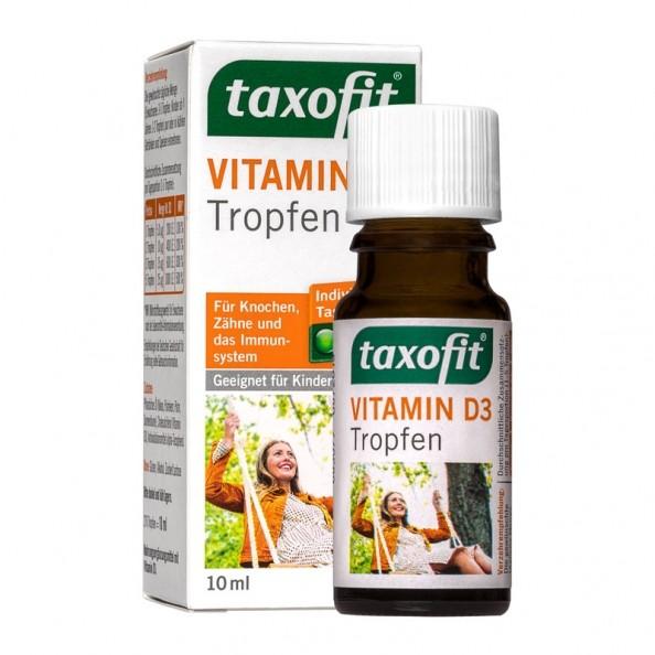 taxofit vitamin d3 tropfen f r s immunsystem. Black Bedroom Furniture Sets. Home Design Ideas