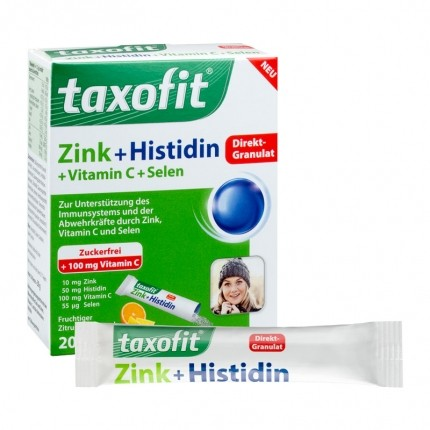 Taxofit Zink + Histidin (20 Beutel)