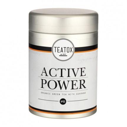 Teatox Bio Active Power Grüner Tee, lose (70 g)