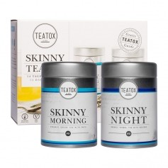 Teatox Skinny Detox Good Morning & Good Night - Set