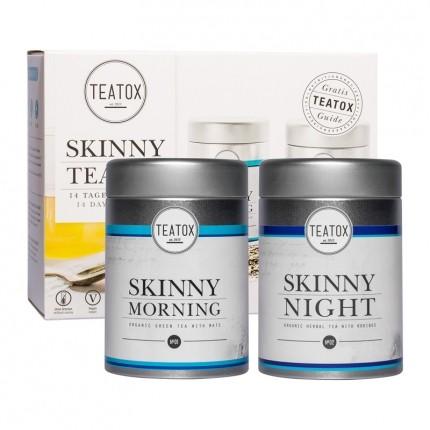 Teatox Skinny Detox Good Morning & Good Night - Set