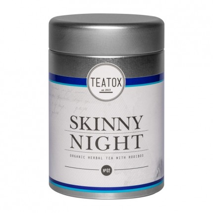 Teatox Day & Night: 2 x Skinny Detox Good Night Tea + Good Morning Tea