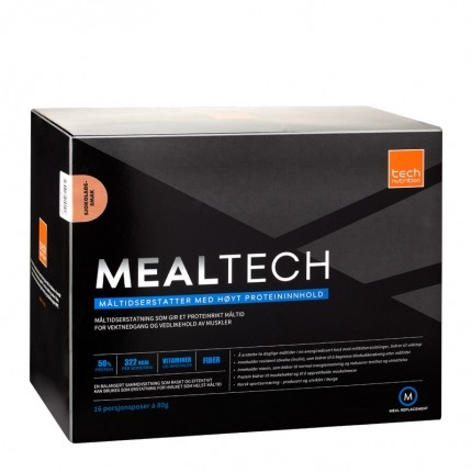 MealTech - Sjokolade