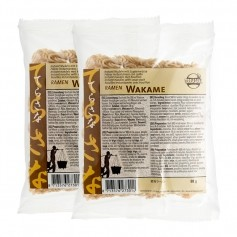 2 x TerraSana Ramen Wakame Nudelsoppa