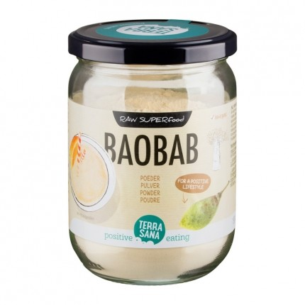 TerraSana RAW Baobabpulver