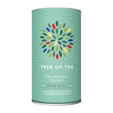 Tree of Tea Bio GREEN BOOST, lose