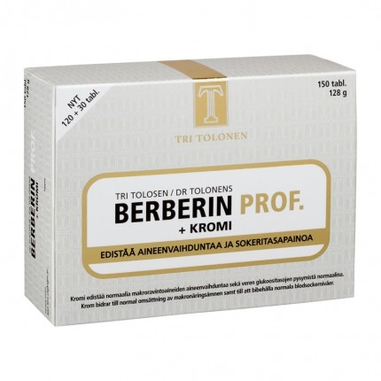 Tri Tolosen Berbering Prof + Kromi