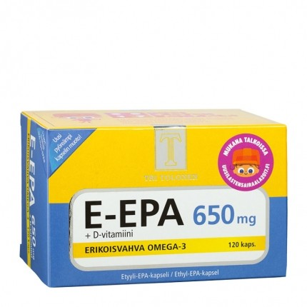 Tri Tolosen E-Epa 650mg