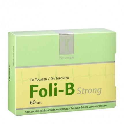 Tri Tolosen Foli-B Strong