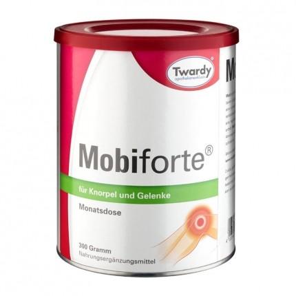 Twardy Mobiforte, Pulver