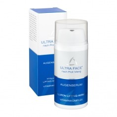 Ultra Face nach Prof. Mang Augenserum mit Hyaluron-Booster