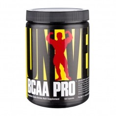 Universal BCAA Pro, Kapseln