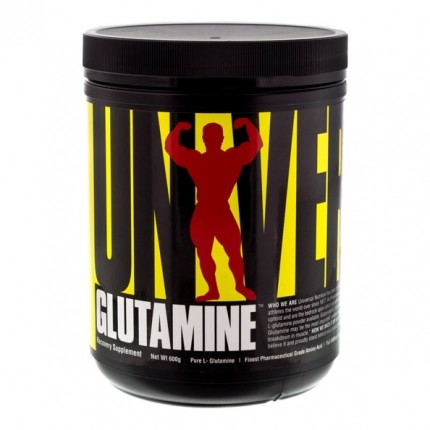 Universal Nutrition Glutamin, Pulver