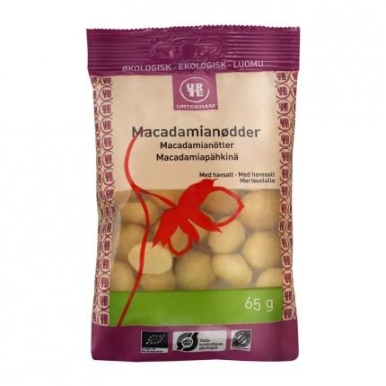 Urtekram Økologisk Macadamianødder