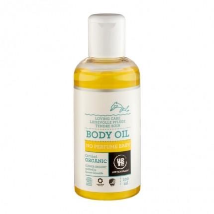 Urtekram Økologisk Bodyoil No Perfume Baby
