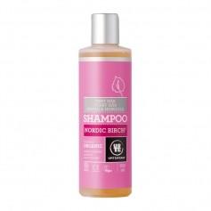 Urtekram Shampoo Tørt Hår Nordic Birch Økologisk