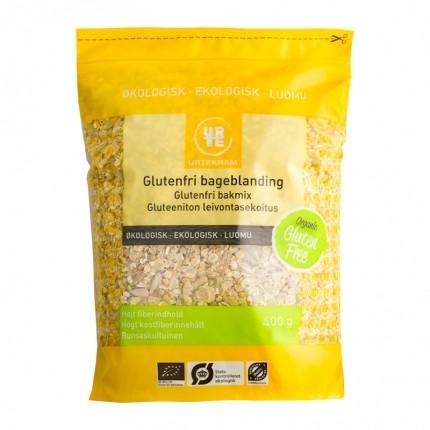 3 x Urtekram Økologisk Bageblanding Glutenfri