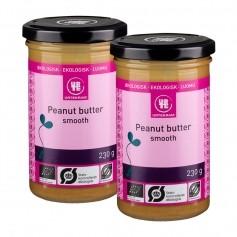 2 x Urtekram Økologisk Peanut Butter Smooth