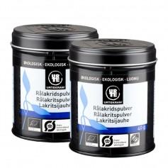 2 x Urtekram Økologisk Rålakridspulver