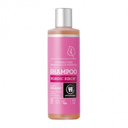 Urtekram Shampoo Normalt Hår Nordic Birch Økologisk