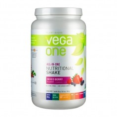 Vega One All in One Nutritional Shake Berry, Pulver