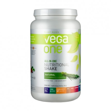 Vega One Nutritional Shake Natural, Pulver