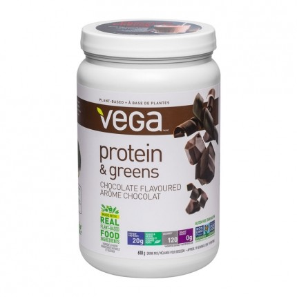 Vega  Protein and Greens Chocolate, Pulver