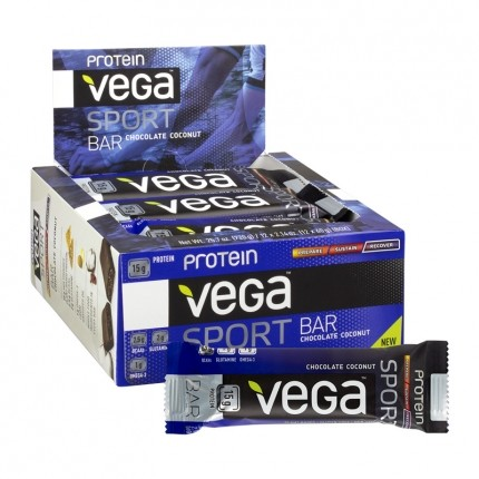 Vega Sport Protein Bars Chocolate Coconut