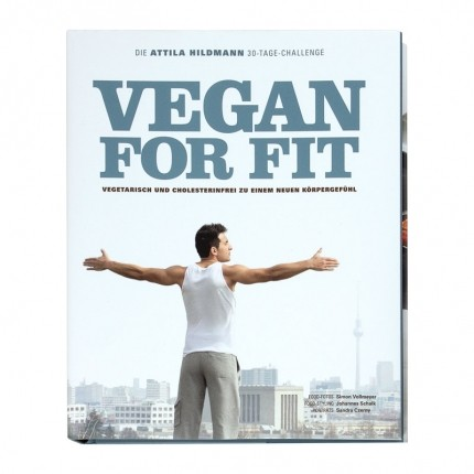 Vegan for Fit Kochbuch