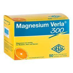 Magnesium Verla 300, Granulat