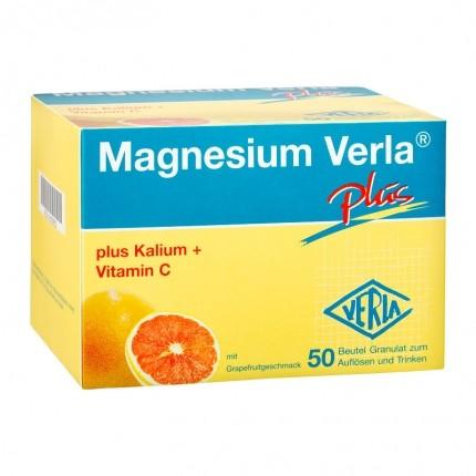 2 x Magnesium Verla plus, Trinkgranulat