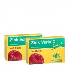 Zink Verla C, Granulat Doppelpack