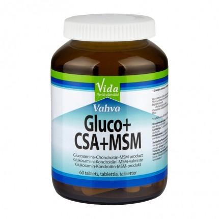 Leader Vida Gluco+CSA+MSM