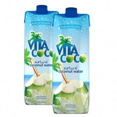2 x Vita Coco 100% Pure Coconut Water