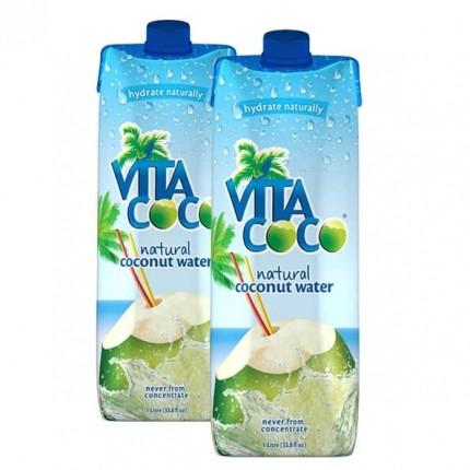 2 x Vita Coco Pures Kokoswasser