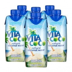 6 x Vita Coco Pures Kokoswasser