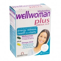 Vitabiotics Wellwoman Plus