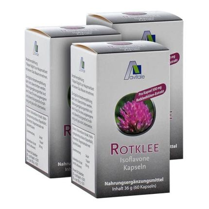 Vitale Red Clover Capsules